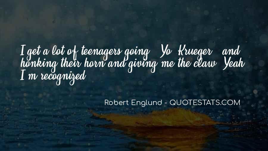 Englund Quotes #1326065