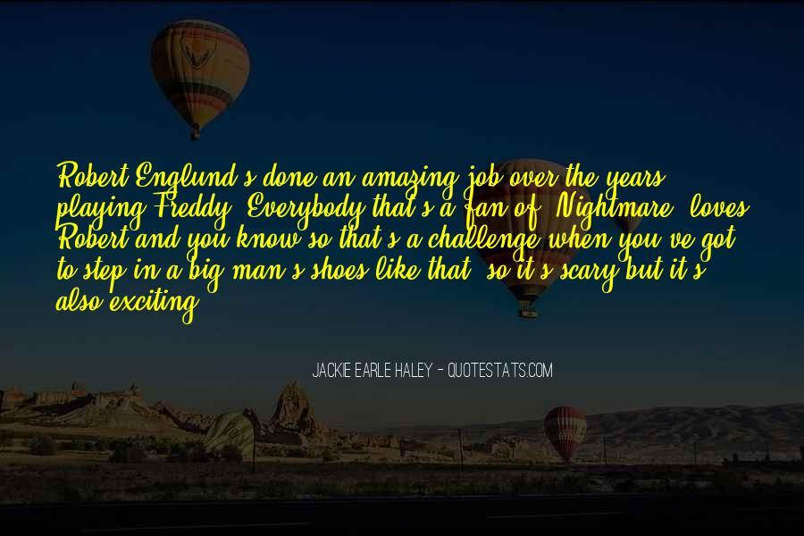 Englund Quotes #216964