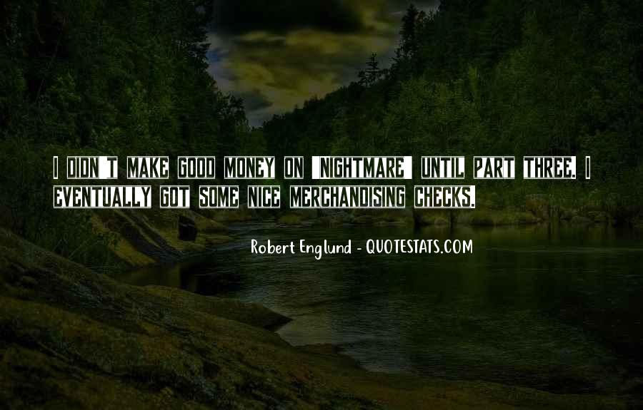 Englund Quotes #265071