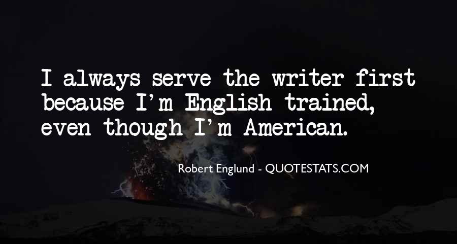 Englund Quotes #564279