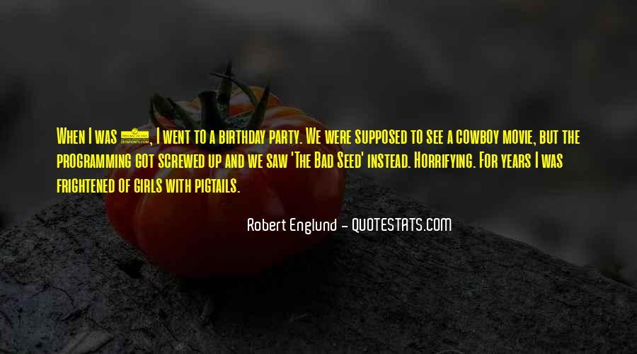 Englund Quotes #714802