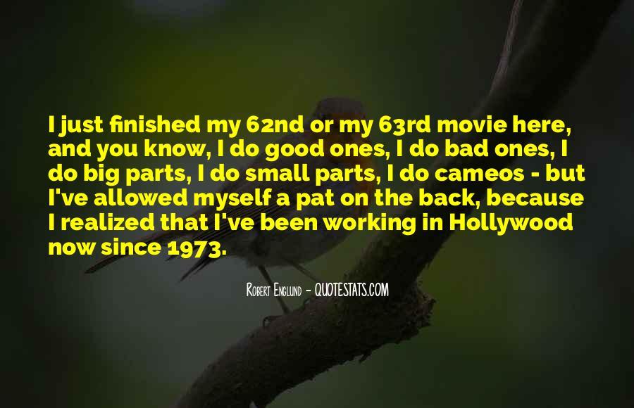 Englund Quotes #980822