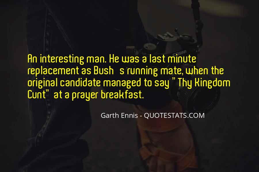 Ennis's Quotes #1091800