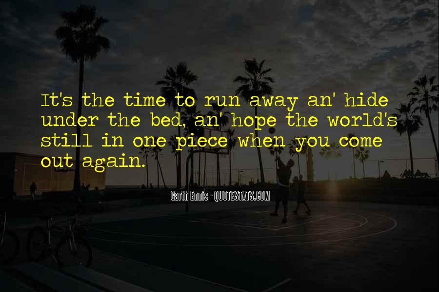 Ennis's Quotes #1198138
