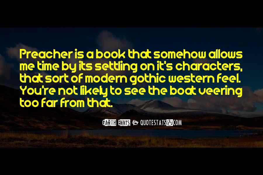 Ennis's Quotes #1209838