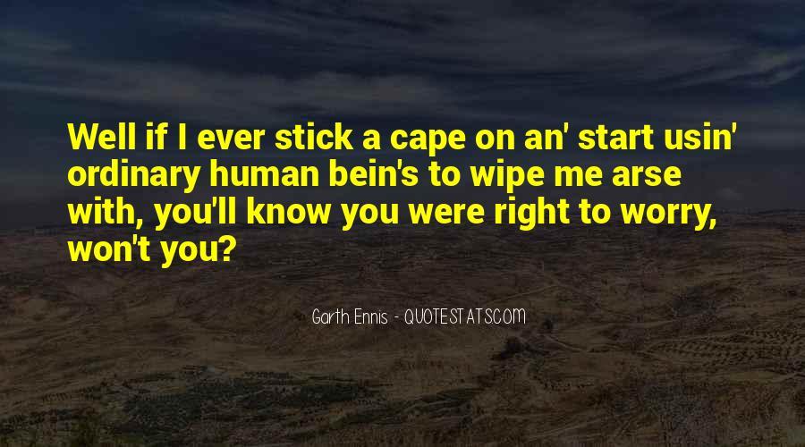 Ennis's Quotes #1210646