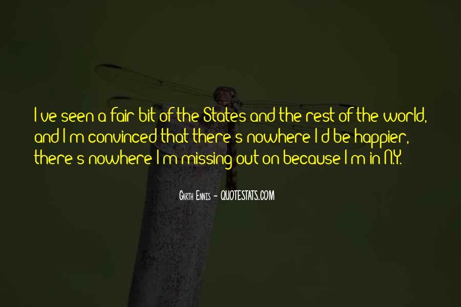 Ennis's Quotes #1220554
