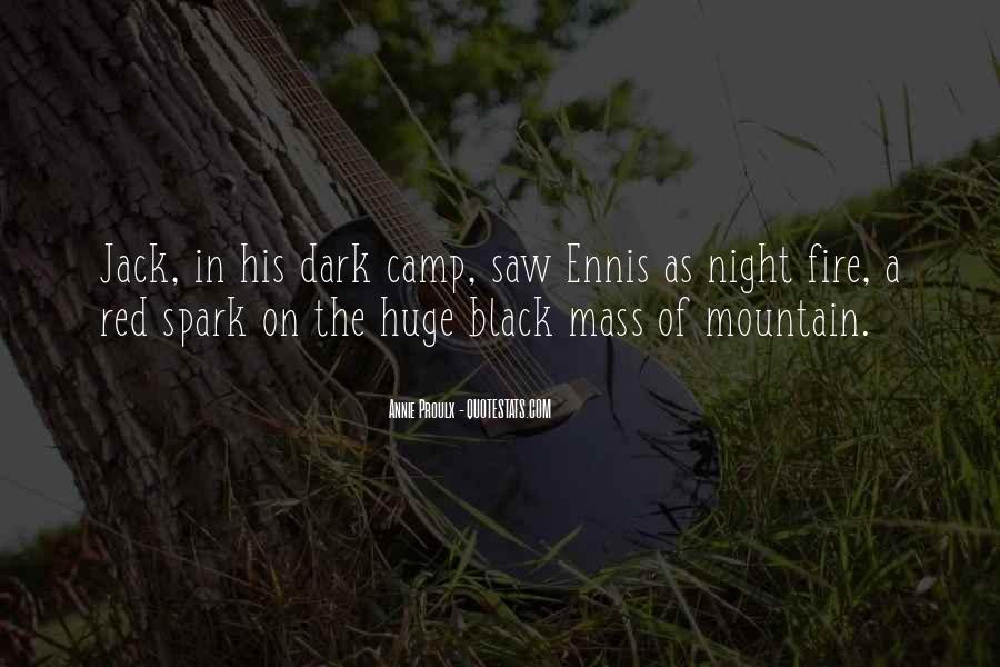 Ennis's Quotes #1235093