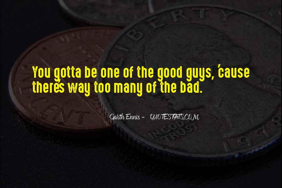 Ennis's Quotes #1240330