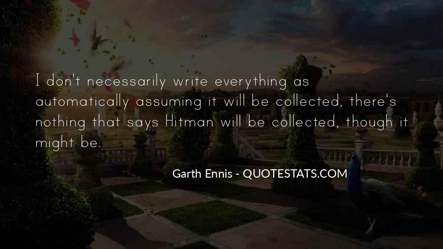 Ennis's Quotes #1243141