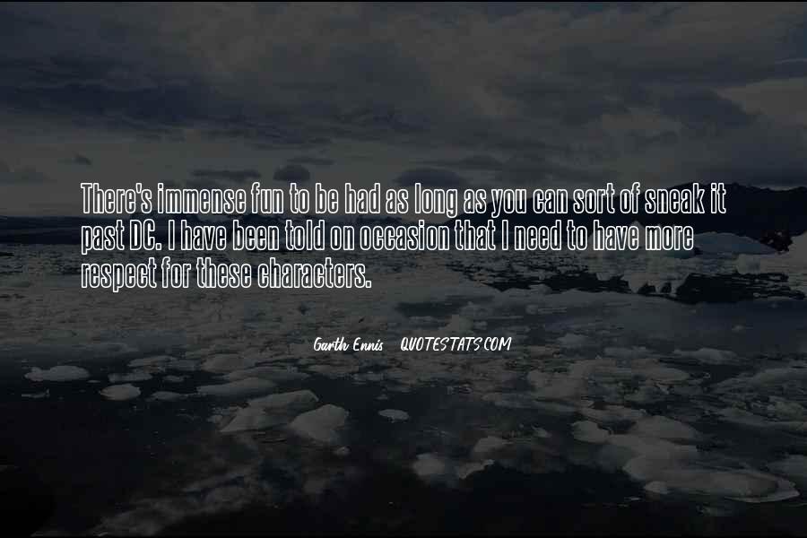 Ennis's Quotes #1332729