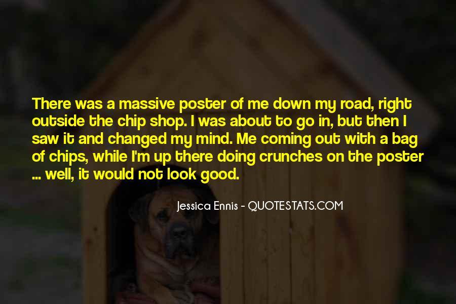 Ennis's Quotes #233912
