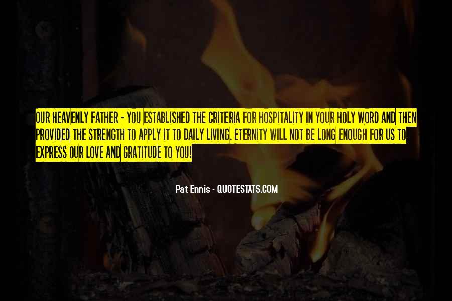 Ennis's Quotes #282092