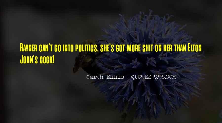 Ennis's Quotes #401140