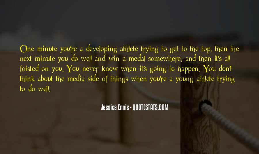 Ennis's Quotes #432250