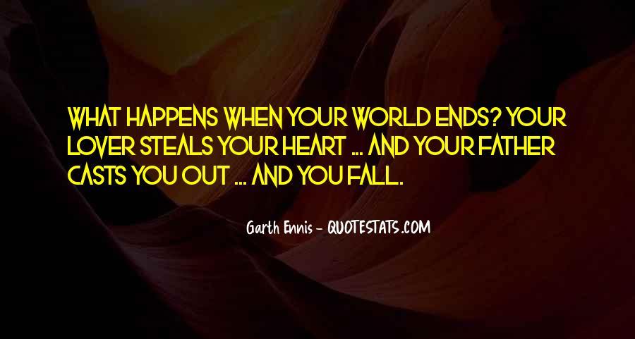 Ennis's Quotes #499458