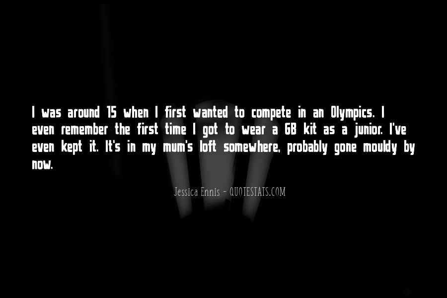 Ennis's Quotes #500061