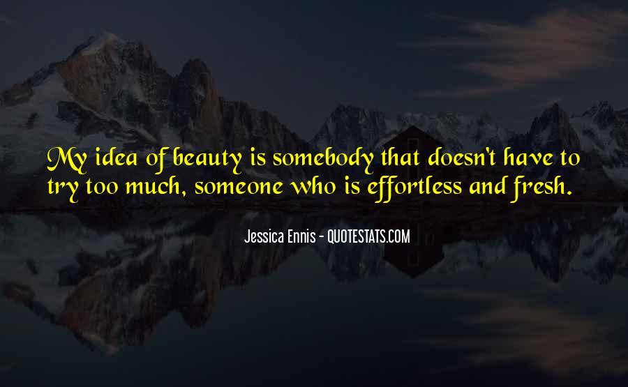 Ennis's Quotes #768830