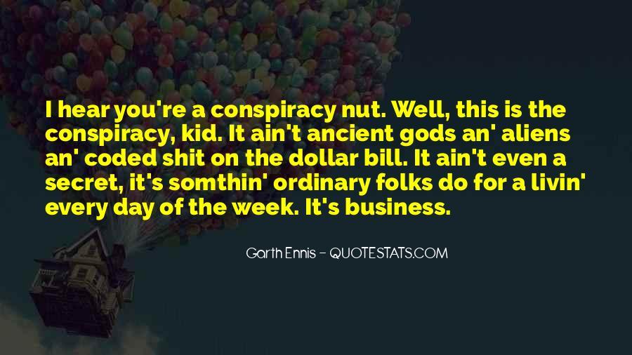 Ennis's Quotes #875844