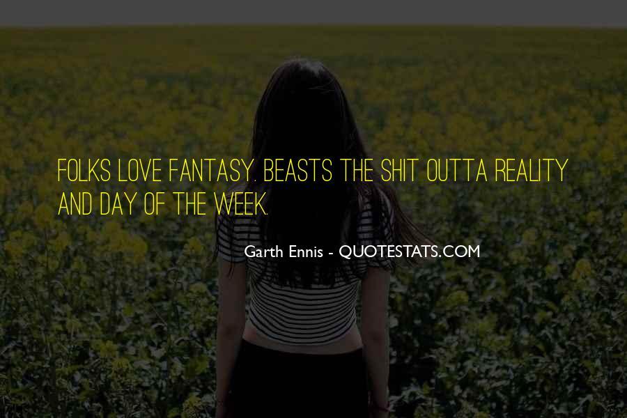 Ennis's Quotes #89188