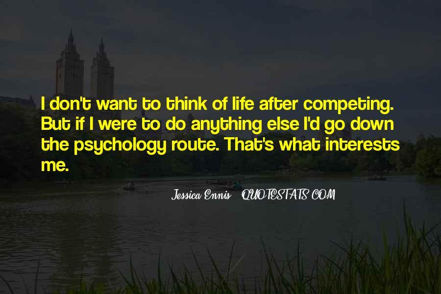 Ennis's Quotes #918646