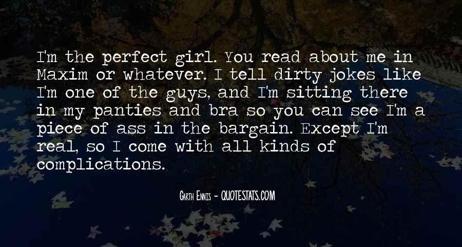 Ennis's Quotes #929111
