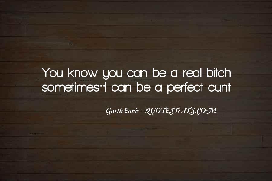 Ennis's Quotes #938511