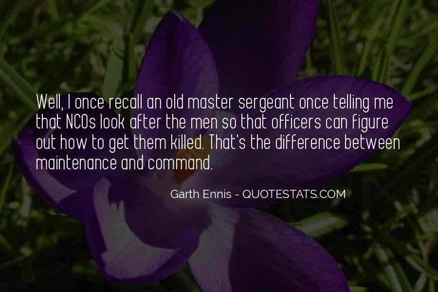 Ennis's Quotes #969527