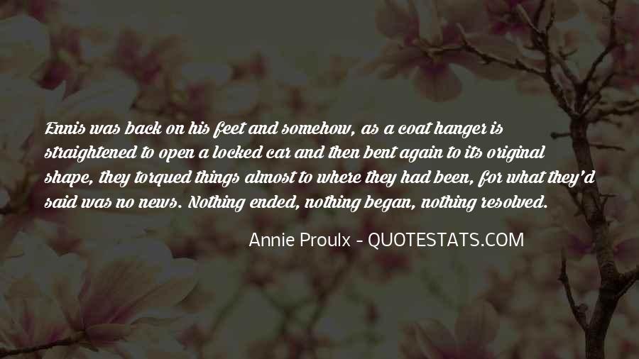Ennis's Quotes #997729