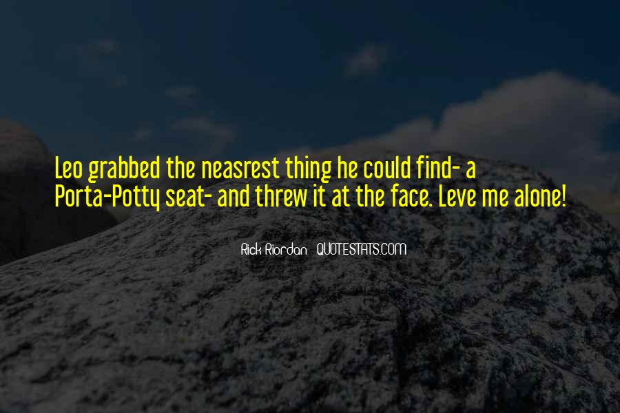 Quotes About Potty #113211