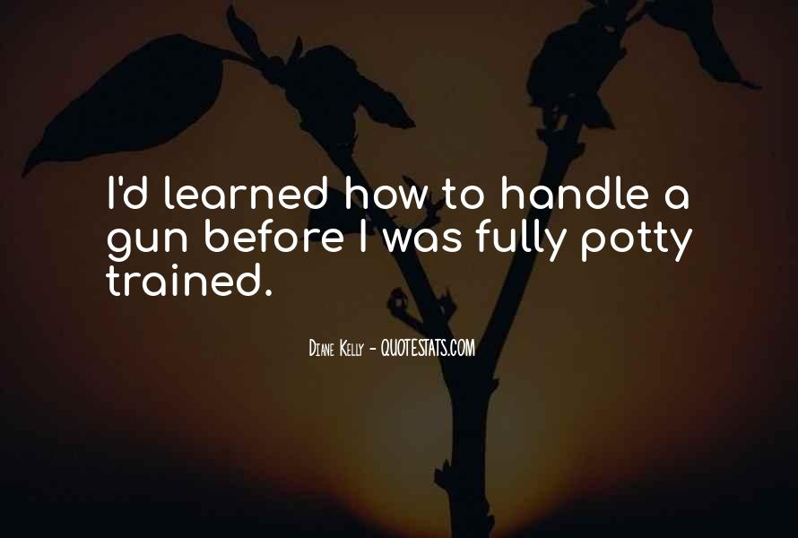 Quotes About Potty #1559078