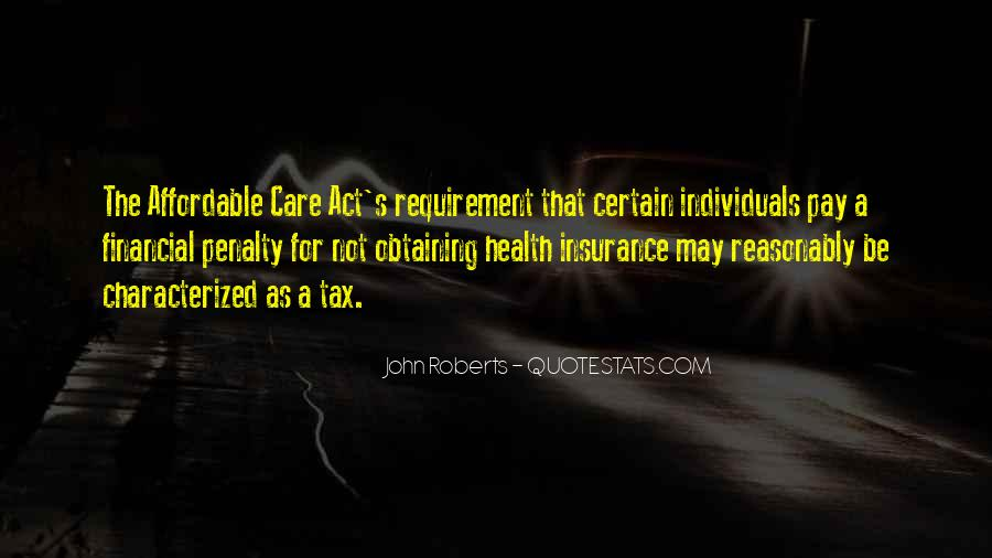 Quotes About Financial Health #1010398