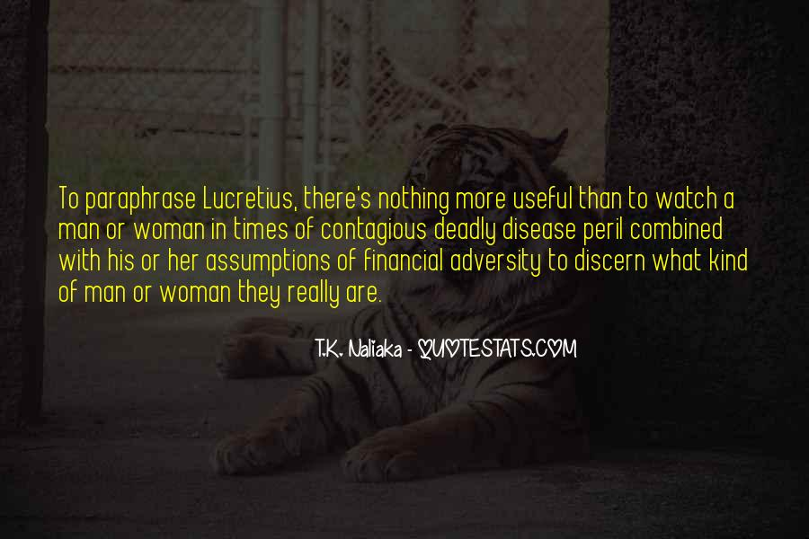 Quotes About Financial Health #1337556