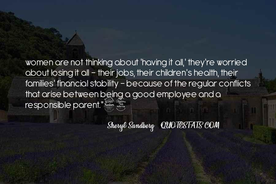 Quotes About Financial Health #1661209