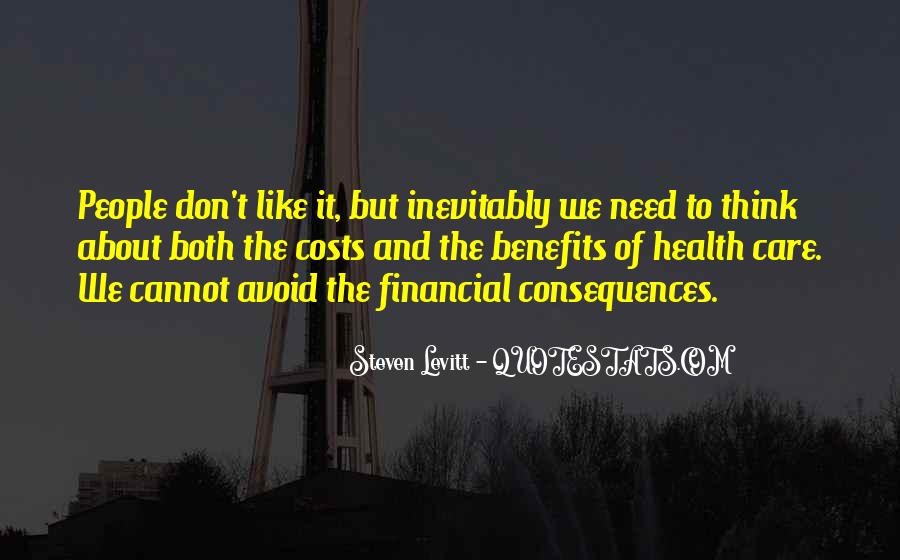 Quotes About Financial Health #467326