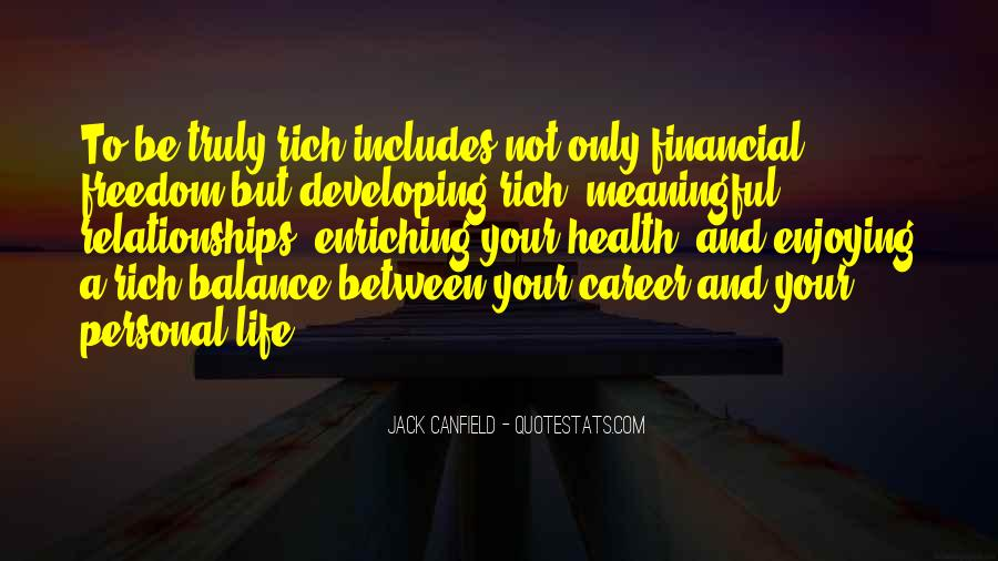 Quotes About Financial Health #635072