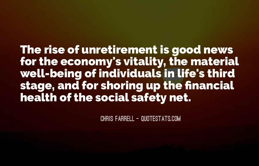 Quotes About Financial Health #687623