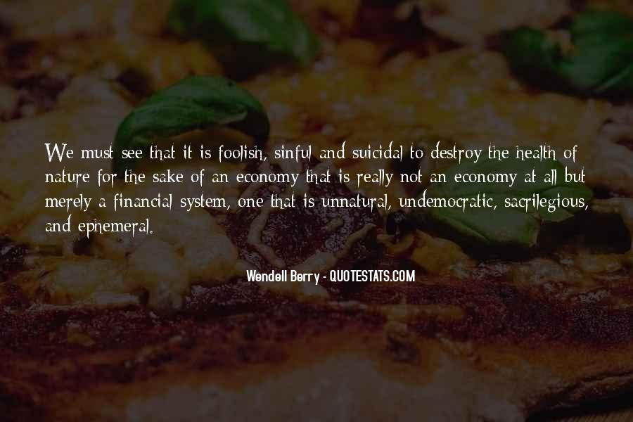 Quotes About Financial Health #896001