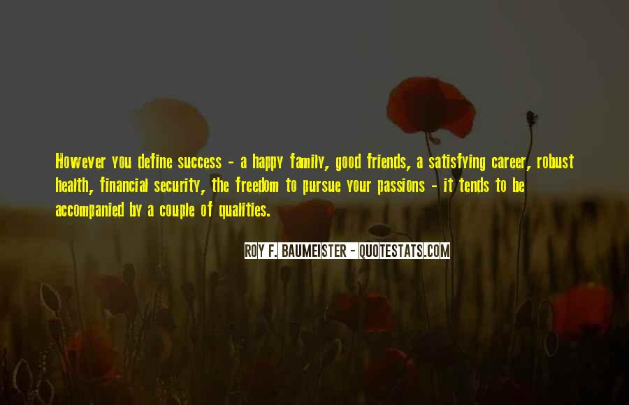 Quotes About Financial Health #988856