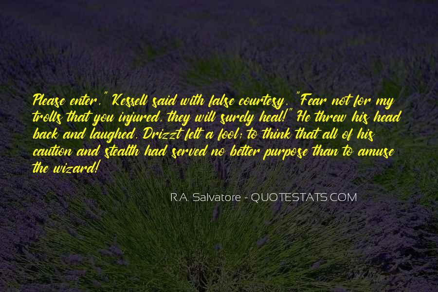 Enter'd Quotes #16908