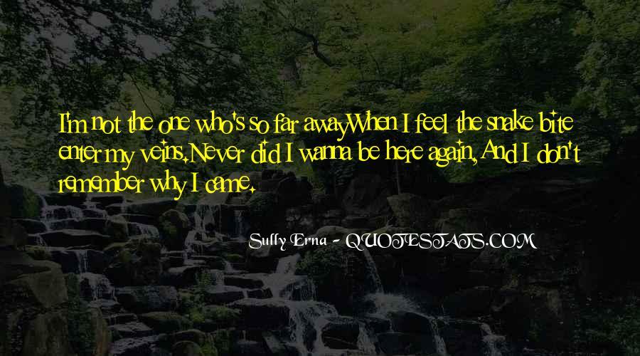 Enter'd Quotes #33252
