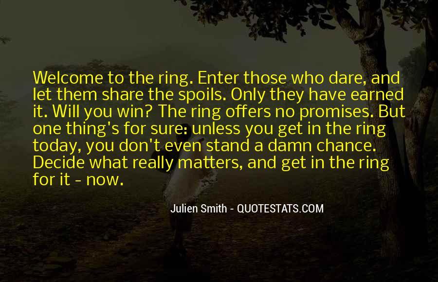 Enter'd Quotes #53596