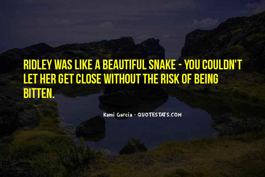 Quotes About Someone Being A Snake #220686