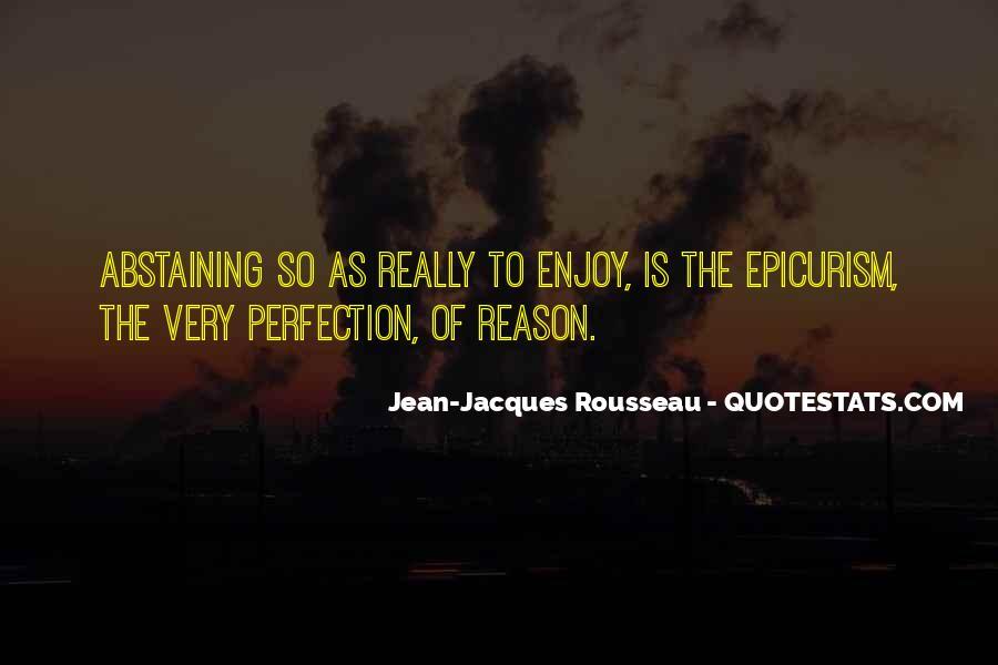Epicurism Quotes #1478468
