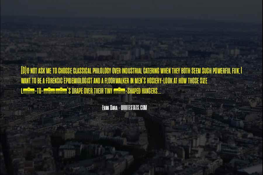 Epidemiologist Quotes #1075016