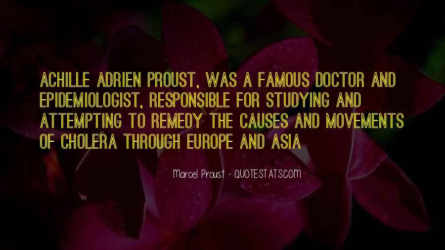 Epidemiologist Quotes #360428