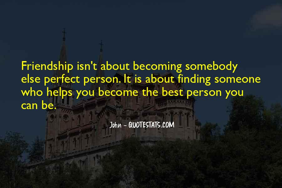 Quotes About Becoming More Than Friends #1422053