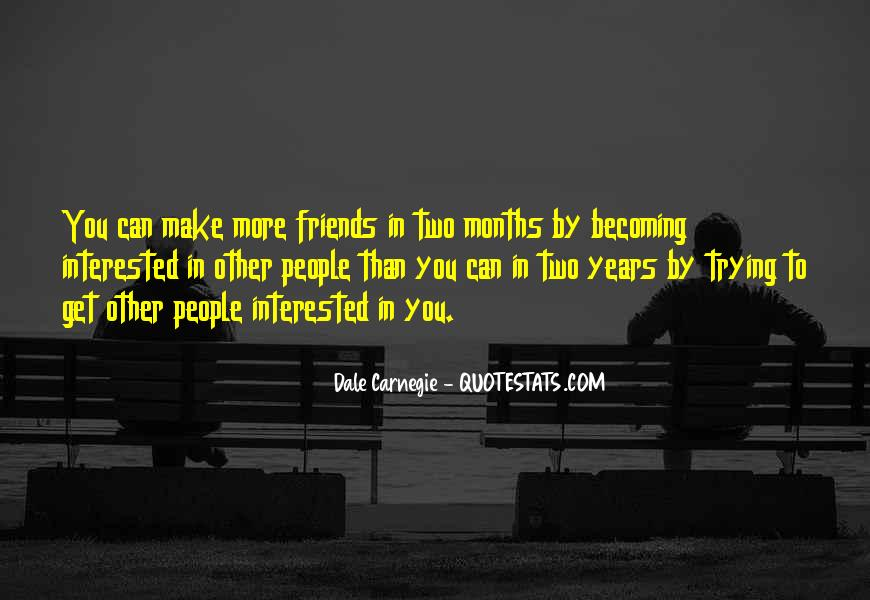 Quotes About Becoming More Than Friends #231203