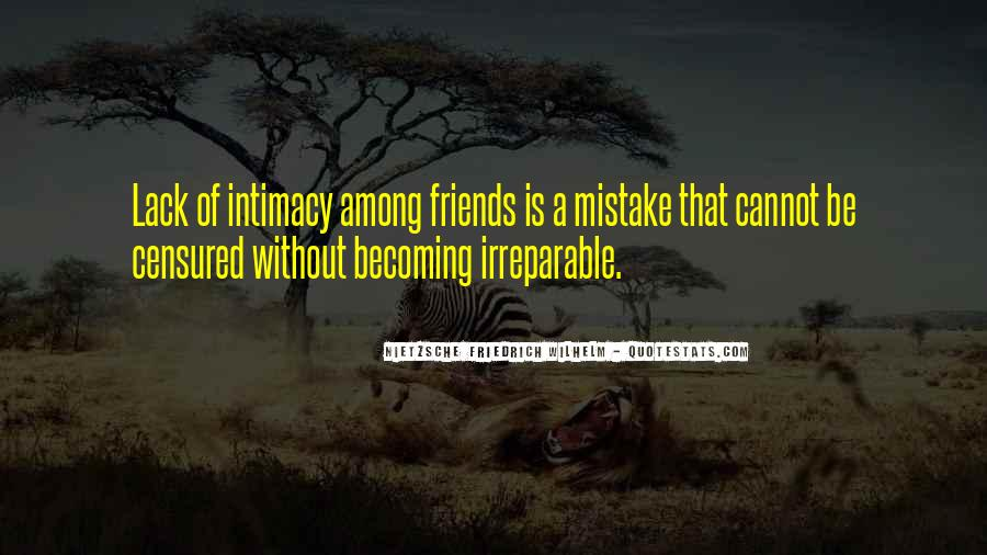 Quotes About Becoming More Than Friends #906373