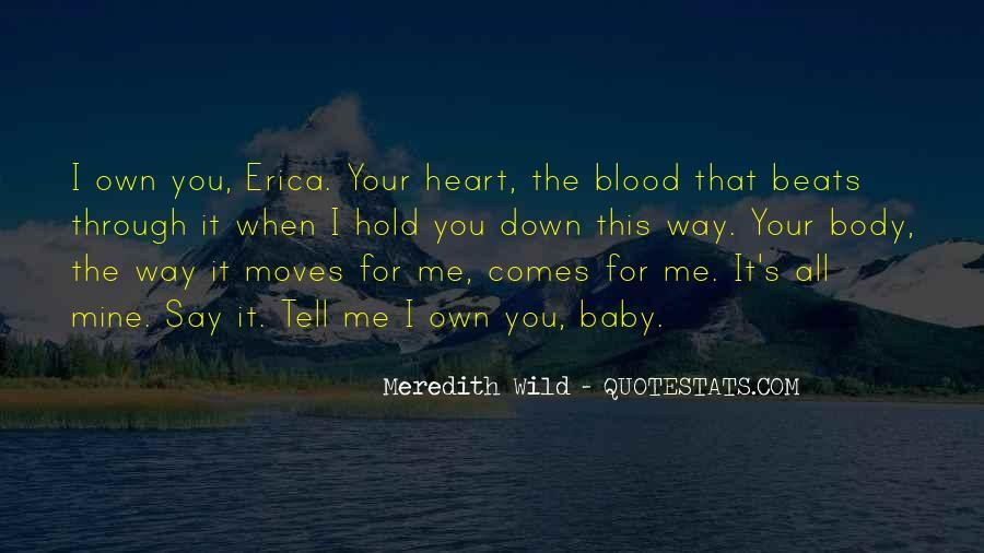 Erica's Quotes #1184217